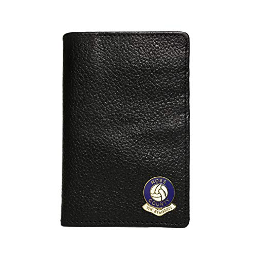 Ross County Football Club Leather Credit Card case