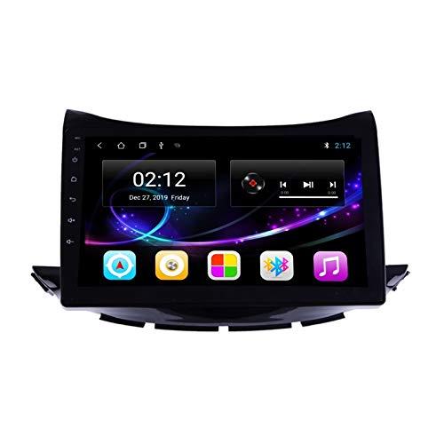 MGYQ Reproductor MP5 para Estéreo Coche, para Chevrolet Trax 2017 Radio del Coche con Pantalla Táctil HD Bluetooth USB Soporte FM Radio Control del Volante AUX IN DSP 4G,Quad Core,4G WiFi 1+32