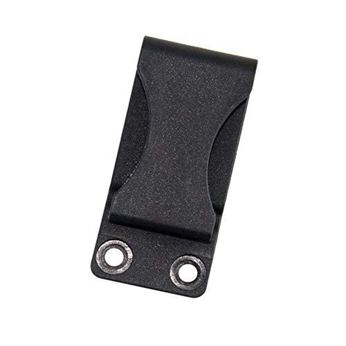 Houozon Hüllen-Taillenclip, hochwertiges Nylon-Zubehör, langlebig. Geeignet für Outdoor-Ausrüstung, solche Mantelwerkzeuge, Taschenlampen usw.