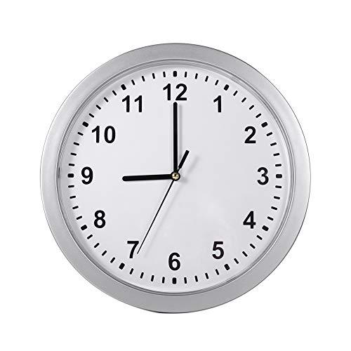 Queen.Y Reloj de Pared con Caja Fuerte Oculta Reloj de Pared Secreto Oculto Caja de Contenedor Seguro para Guardar Dinero Joyas Objetos de Valor Almacenamiento en Efectivo