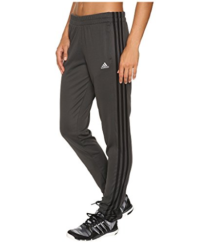 adidas T10 Damenhose, Damen, Unterhose, T10 Pants, Grau/Schwarz, Small