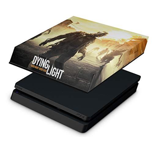 Capa Anti Poeira para PS4 Slim - Dying Light