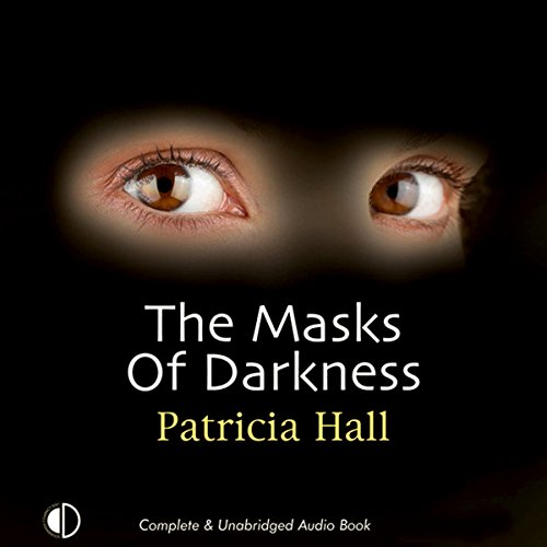The Masks of Darkness audiobook cover art