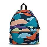 Eastpack Padded Pak'r Sac à Dos Loisir, 40 cm, Multicolore (Fish Nor Bird)