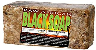 raw african black soap buy