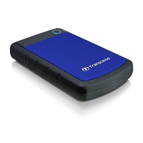 Transcend Hard Disk Esterno Portatile StoreJet SJ25H3 USB 3.1 Gen 1 1TB - TS1TSJ25H3B