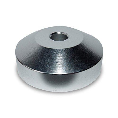 Aluminio–45rpm–7–Adaptador cúpula