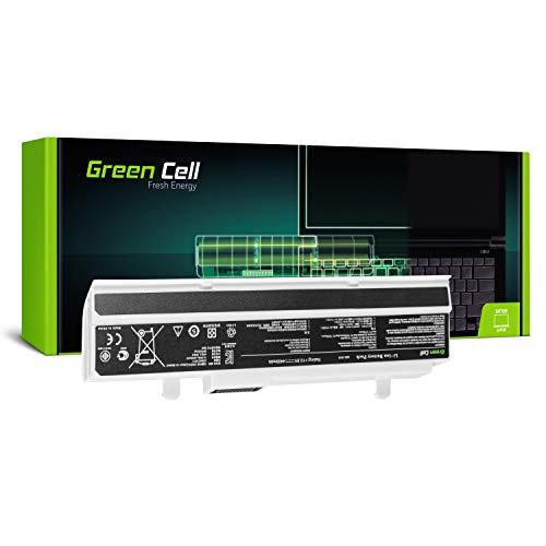 Green Cell Standard Serie A32 1015 Laptop Akku fur ASUS Eee PC 1015 1015BX 1015P 1015PN 1215 1215B 1215N 1011PX 1016 VX6 6 Zellen 4400mAh 108V Weis