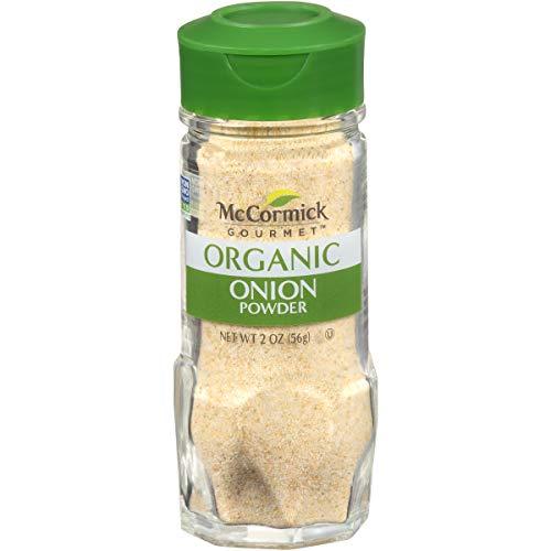 McCormick Gourmet Organic Onion Powder