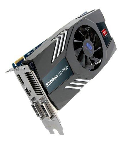 Sapphire Radeon HD6850 Grafikkarte (ATI...