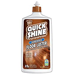 Quick Shine High Traffic Hardwood Floor Luster-27 Ounces Review
