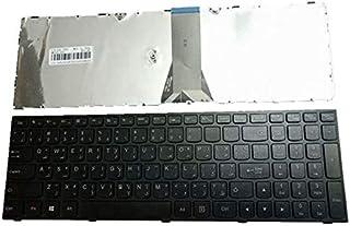 لوحة مفاتيح بديلة - لوحة مفاتيح لابتوب لـ G50-70 G50-45 G50-30 B50 G50 G50-70AT G50-30 G50-45 G70 B51 Y50 Z50 (AR أسود)