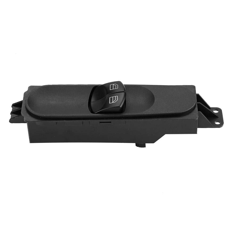 Qiilu Car Window Switch A9065451513 Power Fits for Vito//Viano W639