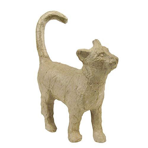 Decopatch - Figura de Gato Caminando (12 cm)