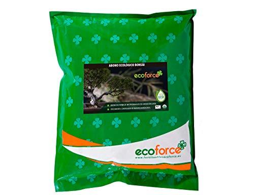 CULTIVERS Abono Especial para Bonsái de 5 kg. Fertilizante de Origen 100% Orgánico y Natural,...