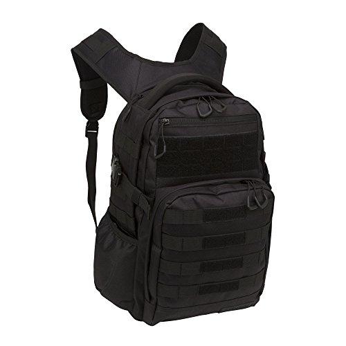Fieldline TPB002FLT-008 Tactical Alpha OPS Daypack, Schwarz