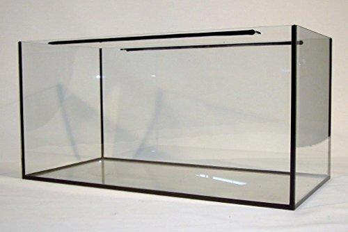 Aquarium Glasbecken 60x40x40 cm, 4 mm, rechteck, 96 Liter Becken …