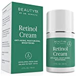 Anti aging products BeautyRx by Dr. Schultz Retinol Cream Moisturizer 2.5% for Face & Eyes for Wrinkle,