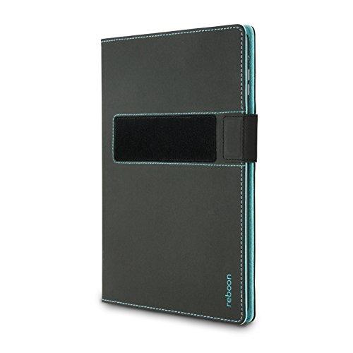 reboon booncover Tablet Hülle   u.a. für iPad Pro, Galaxy TabPro S   schwarz Gr. XL   Tablet Tasche, Standfunktion, Kfz Tablet Halterung und mehr