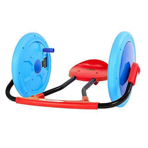 Cylficl Vespa de los niños con la música, niños y niñas de Deslizamiento A Mano cunas, Hot Wheels yo-yo de Coches, Apto for niños de 3-8 (Color : 1, Size : Silicone Sleeve)