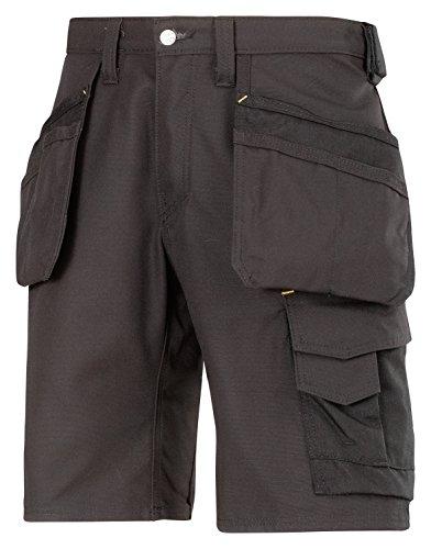 Snickers Canvas+ Shorts schwarz Gr. 50
