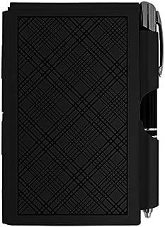 Wellspring Notepad & LED Pen, Black (25120)
