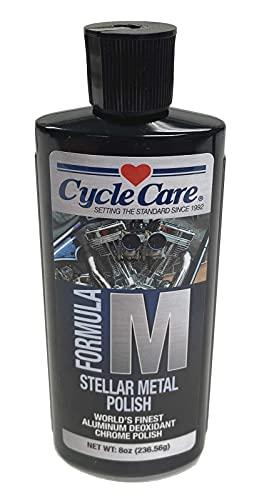 Cycle Care Formulas Formula M Aluminum/Chrome Polish - 8oz. 55008