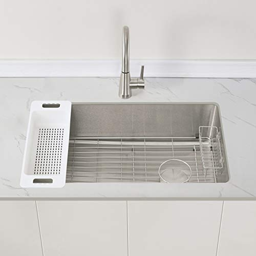 Stainless Steel Kitchen Sink Right Drain