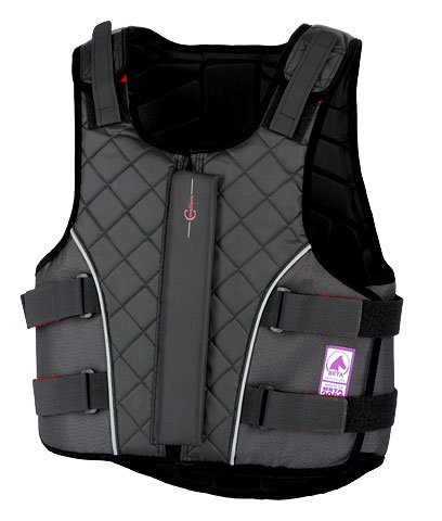 Covalliero Kerbl Sicherheitsweste Schutzweste ProtectoFlex 315 Light Beta Erwachsene, Größe XS