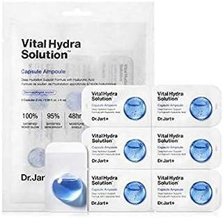 ドクタージャルト バイタルハイドラソリューションカプセルアンプル 6pDr.Jart+ Vital Hydra Solution Capsule Ampule 6P [並行輸入品]