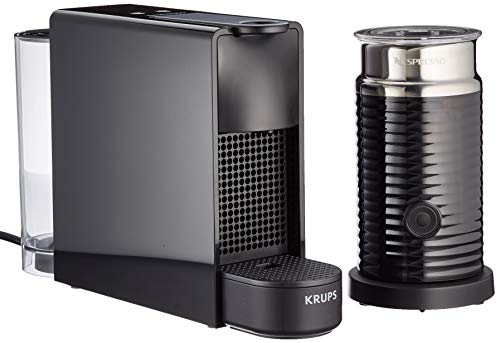 Krups Nespresso XN1118 Essenza Mini, Koffiecapsulemachine, 1260 W, 0,7 L, 19 Bar, Zwart