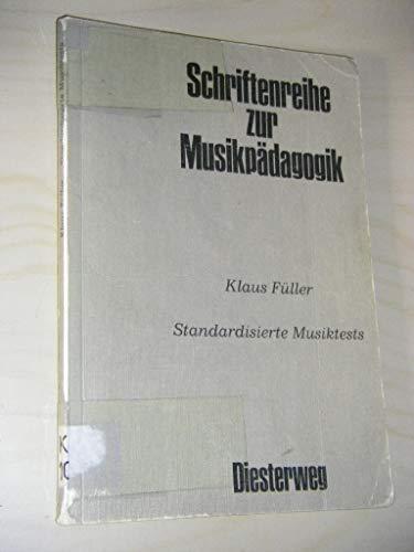 Standardisierte Musiktests