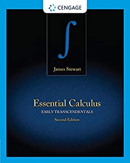 Essential Calculus: Early Transcendentals – Standalone Book