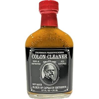 colon cleanser hot sauce