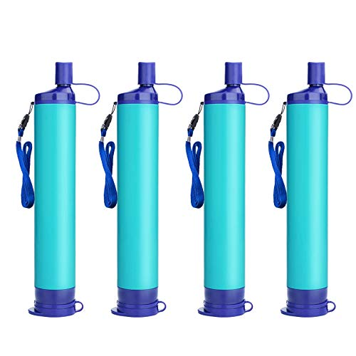 Outdoor Water Purifier Camping Hiking Emergency Survival Portable Water Filter
