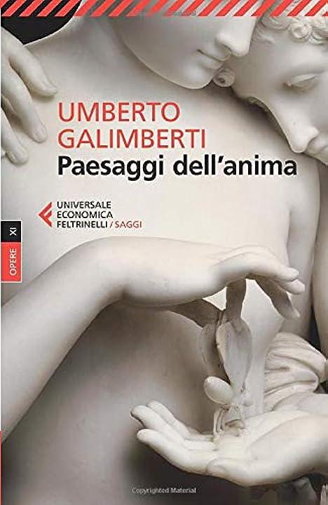 Paesaggi dell`anima (italiano) copertina flessibile 978-8807889752