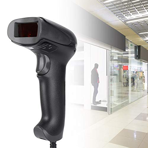For Sale! Tangxi USB Barcode Scanner, 100 Times/Second Wired Automatic Scanning Code Scanner Reader ...