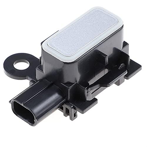 LinXIPU Sensores de Aparcamiento y Marcha atrás Sensor de Aparcamiento para Lexus GS350 GS430 GS45 0h GS460 89341-44150 8934144150 Sensor de Radar (Color Name : Silver)