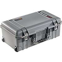 Pelican 1535 Air 2017 Wheeled Carry-On Air Case with Pick-n-Pluck Foam