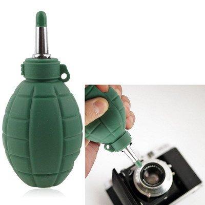 Soplador de electrónica CCI granada de goma del soplador del polvo de la bola limpiador de la lente de filtro de la cámara, reproductor de CD, Equipo de Informática, Audiovisual, PDA, gafas y LCD cáma