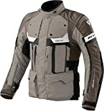 REV'IT! DEFENDER PRO GORE-TEX VESTE DE MOTO SABLE NOIR XL
