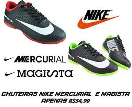 b2e18c9d476 Chuteira Futsal Nk Mercurial Vortex 3