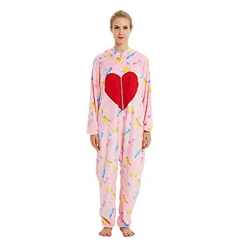 Rainbow Unicorn Unisex unicorn pyjamas tier flanell cosplay-kostüm-partei jumpsuits halloween karneval neuheit sleepsuits rosa l-für höhe 173-178cm