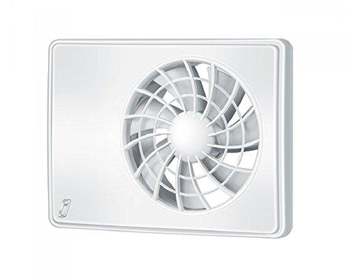 Wohnraum Ventilator Badlüfter iFAN Celcius/V 2 / spezielle Ausführung/Temperatursensor / Nachlauf/Einschlatverzögerung / Dauerlauf/Intellektuelle Steuerung