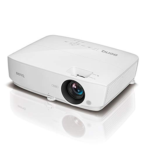 BenQ MW535 WXGA Projektor (Full HD-fähig, mit hoher Helligkeit, 3.600 ANSI Lumen, flexibler Aufstellung und 2 HDMI-Anschlüssen für Wohnzimmer und Meetingräume)