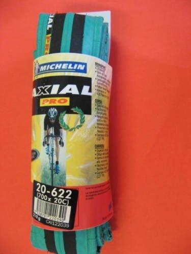 Michelin Radkappe Axial Pro grün/schwarz 700X20C
