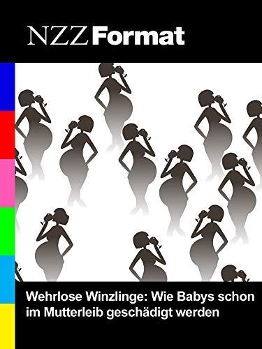 NZZ Format - Wehrlose Winzlinge: Wie Babys schon im Mutterleib geschädigt werden