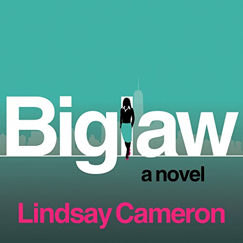 BIGLAW audiobook cover art
