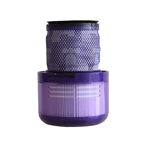 PUGONGYING Popular 1pcs aspiradoras de vacío Piezas de Repuesto Lavables Piezas de Repuesto PRE HEPA FILTROS Ajuste para Dyson V11 SV14 Cable sin Cable Aspirador Durable