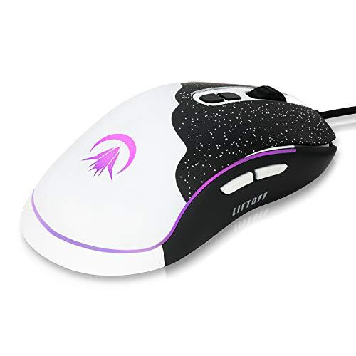 Noble 5 Liftoff Gaming Mouse -- 12,000 DPI 3360 Sensor